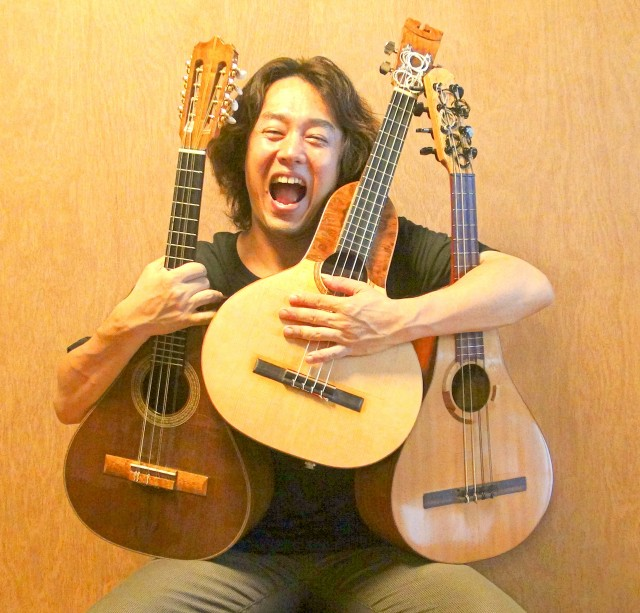 how to get a luthier cuatro